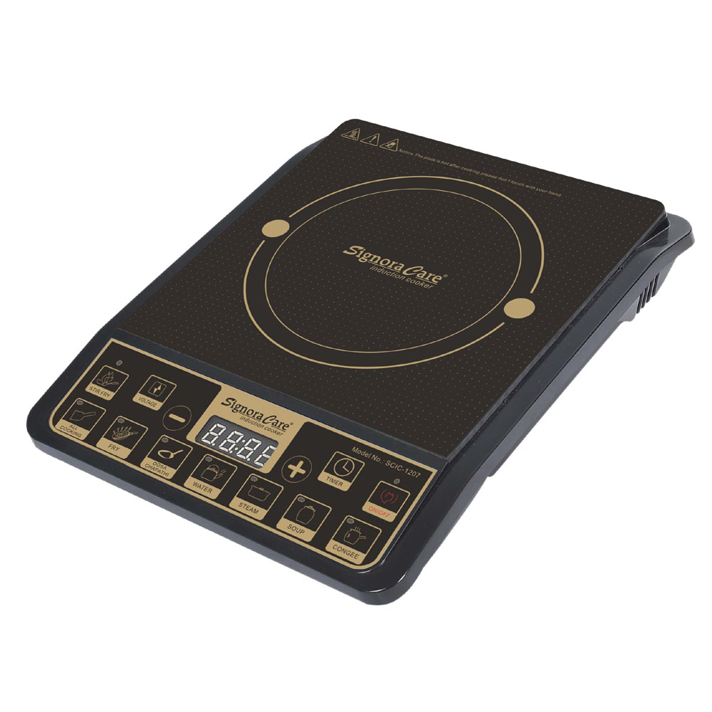 SignoraCare Induction Cooker 2000 watts (SCIC-1207)